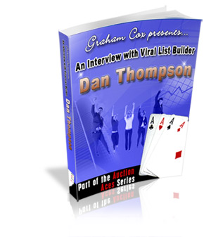 Dan Thompson Interview