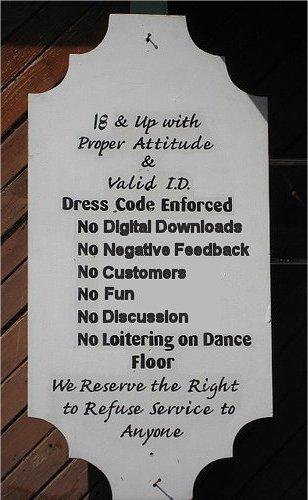 eBay Dress Code