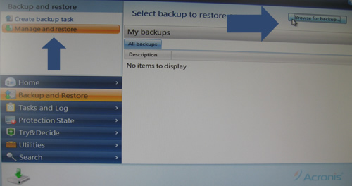 Restore iTunes From Backup on an External Hard Drive